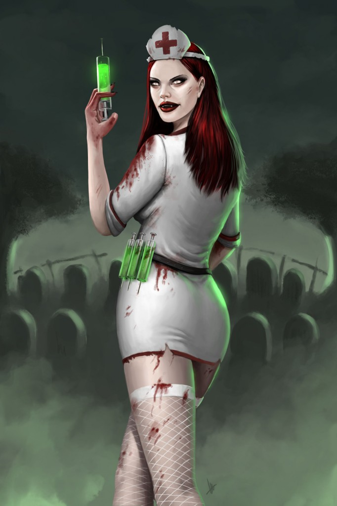 Vampiric Nurse 1