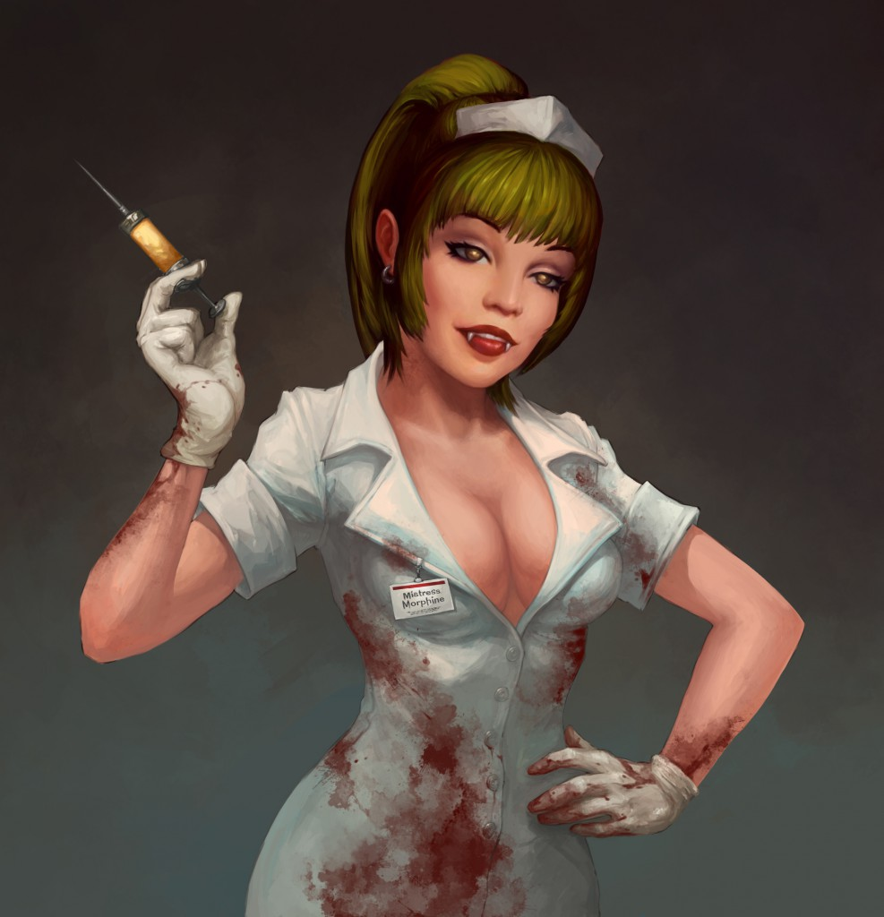 adrenaline-shots-nurse-bloodied